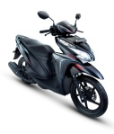 Vario 125 Idling Stop Vigor Black