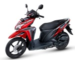 Vario 125.Lunar Red