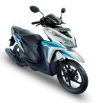 Vario 125.Sonic White Blue