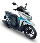 Vario 125.Sonic White Blue