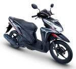 Vario 125.Titanium Black
